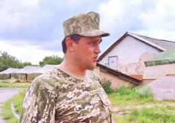 Андрій БІЛЬДА йде в армію