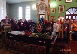 Помер Владика Іларіон