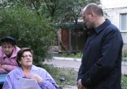 Анатолій БОНДАРЕНКО зустрівся з черкасцями