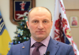 Анатолій Бондаренко привітав черкащан з Новим Роком