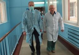 Грип та негода спричинили «аншлаг» у лікарні