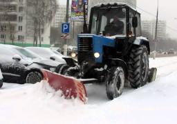 Черкаси готові до ожеледиці  та рясних снігопадів