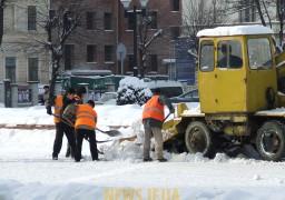 Чи впораються комунальники із прибиранням снігу? – Прогноз черкащан