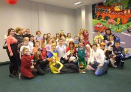Інтерактивне свято для дітей атовців