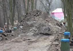 Директору парків перепало за «купу землі»