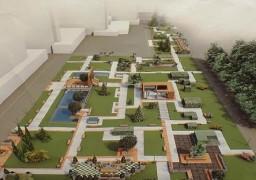 Сквер «Юність» планують оновити