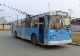 У понеділок черкаським тролейбусам вкоротять маршрути