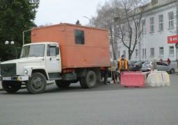 Черкаські комунальники облаштовують місто
