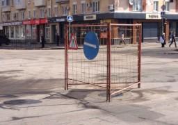 У середмісті Черкас відремонтували люк