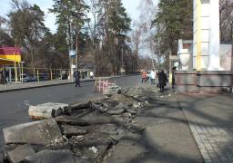 Завершується ремонт вулиці Менделєєва