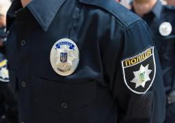 Поліцейські оштрафували водія, який припаркувався на «зебрі»