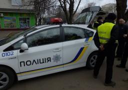 Черкаська поліція виходить на посилене патрулювання