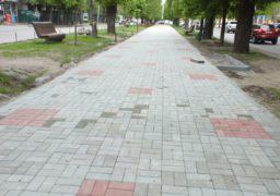 Деталі махінації фірми-підрядника, що клала плитку на бульварі Шевченка