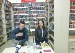 У Черкасах представили книгу Надії Савченко