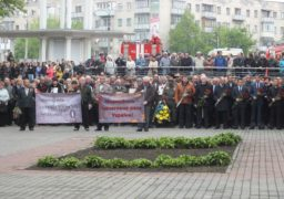 30 років після вибуху. Черкащани згадали про Чорнобиль
