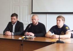 """ЦК """"Азов"""" закликав черкащан доєднатися до маршу у Києві"""