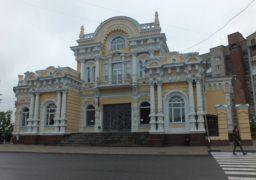 Черкаський Палац одружень ремонтують