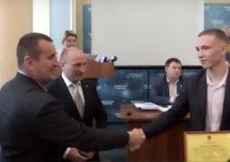 Черкаським спортсменам  вручили премії