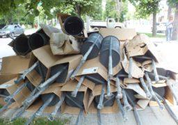 На бульварі встановлять нові сміттєві урни