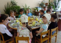 У Черкаських дитсадках покращився раціон
