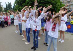 У сквері «Юність» відзначили День захисту дітей