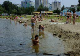 У Черкасах пляж «Смілянський» став безпечним для купання