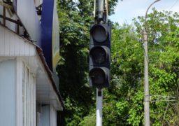 Хто вимикає черкаські світлофори?