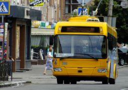Автобус чи тролейбус? – який транспорт обирають черкащани