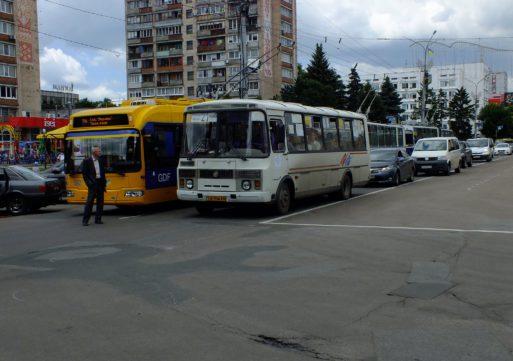 Черкаській громаді презентували концепцію транспортної реформи