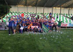 «Черкаський Дніпро» зайняв друге місце серед команд І ліги
