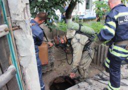 У Черкасах троє чоловіків отруїлися парами метану