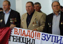 Чорнобильці посварилися з керівництвом області