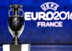 Україна на футбольному «Евро-2016»