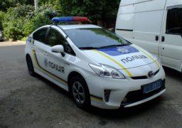 Черкаські патрульні затримали водія з ознаками наркотичного сп`яніння