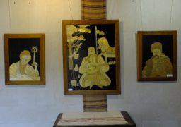 Черкаська майстриня створила солом᾽яну казку