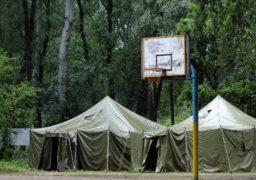 Дитячий табір «Юний моряк» зібрав черкаських спортсменів