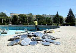 Один з черкаських фонтанів приводять до ладу