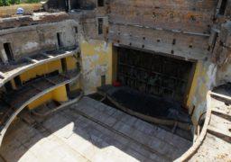Розпочався довгоочікуваний ремонт будівлі театру