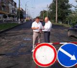 Cучасні технології ремонту доріг нарешті в Черкасах
