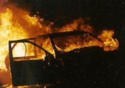 У мережі з'явилось відео нещодавньої пожежі на Митниці