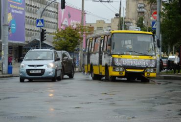 У черкаських маршрутках підвищили вартість проїзду