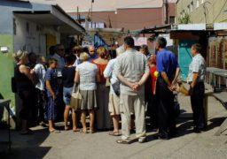 Місцеві жителі бунтують проти закриття ринку в районі «Казбету»