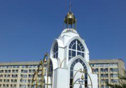У Черкасах руйнується  церква Кирила та Мефодія