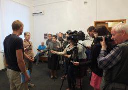 У Черкасах продемонстрували «Буремну Україну»