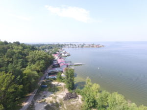 Пляж між колишнім селом Василиця та дамбою в Черкасах незабаром можуть забудувати