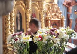 В Черкасах помолилися за душами загиблих героїв