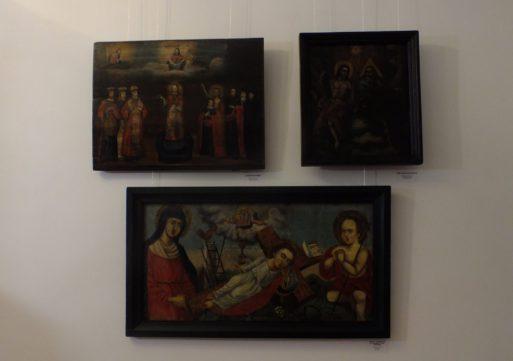 Художньому музею подарували унікальні народні ікони