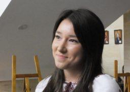 До Дня миру відкрилась виставка доньки загиблого атовця