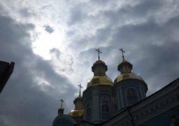 Колектив КП «Черкасиелектортранс» побував у Красногірському монастирі
