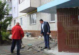Євродвори, утеплення фасадів та ремонт ліфтів, – як Соснівська СУБ відновлює житловий фонд